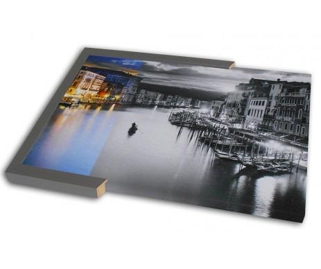Fotoobraz na metalickém plátně