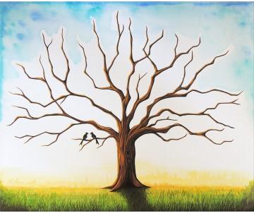 Strom života foto 1 bez rámu